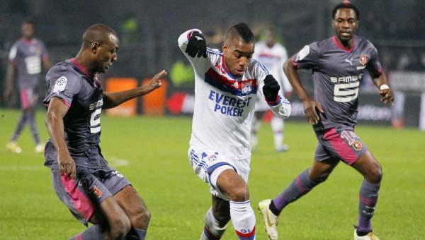 Lyon 0-0 Rennes