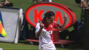 AS Monaco FC - FC Lorient (1-0) - Highlights
