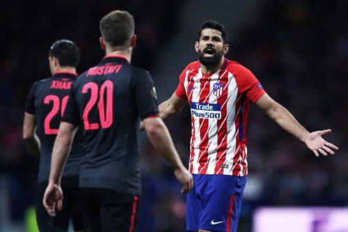 คลิปไฮไลท์ยูฟ่า ยูโรป้าลีก แอตเลติโก้ มาดริด 1-0 อาร์เซน่อล Atletico Madrid 1-0 Arsenal