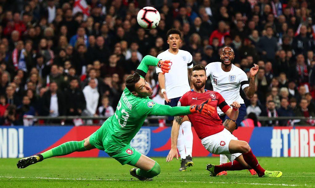 อังกฤษ vs เช็ก !! ลิ่ง พิชิตแฮตทริกพา สิงโต ขย้ำ เช็ก แดดิ้น 5-0 เปิดหัวคัดยูโร